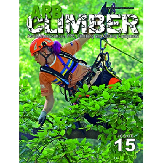 Arb Climber Magazine - Issue 15