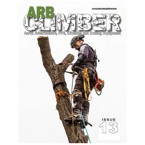 Arb Climber Magazine - Issue 13