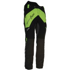 Arbortec Breatheflex Chainsaw Trousers Type C Lime & Black