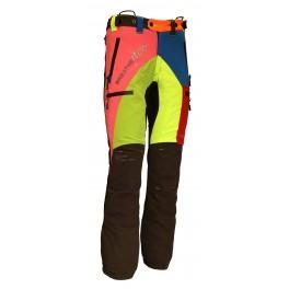 Arbortec Breatheflex Pro Multi Coloured Chainsaw Trousers