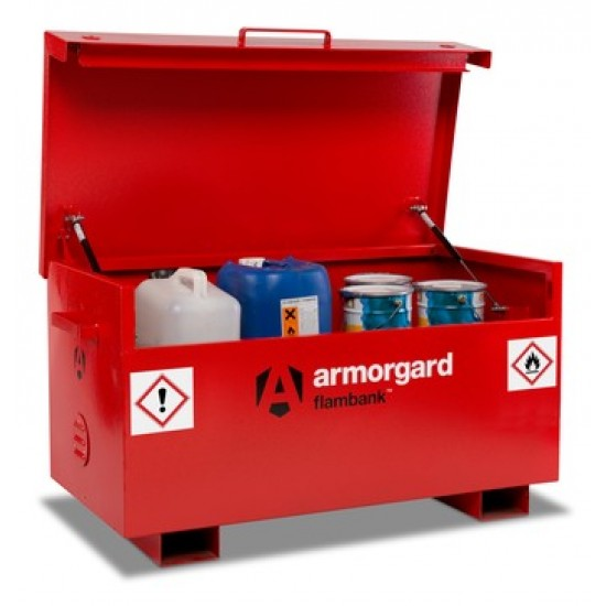 Armorgard 120L Fire Resistant Flambank