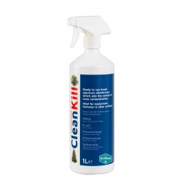 Cleankill 1L Sanitising Spray