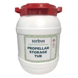 Propellar Disinfectant Storage Container