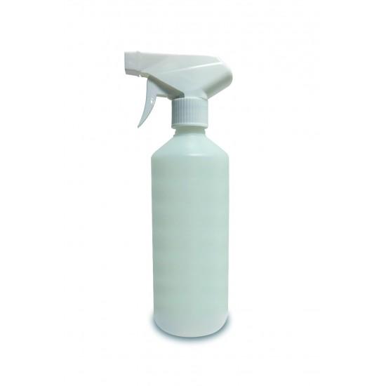 Empty Plastic Spray Bottle