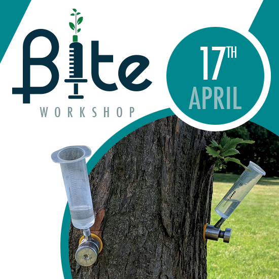 Bite Workshop - 17th April - Myerscough College, nr Preston