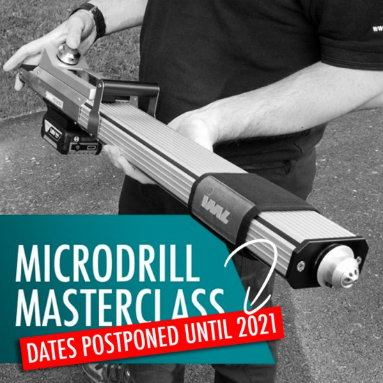 IML Microdrill Masterclass - Postponed Until 2021!