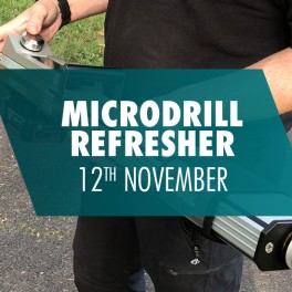 Microdrill Refresher Course - Tuesday 12th November
