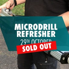 SOLD OUT Microdrill Refresher Course - Tuesday 29th October