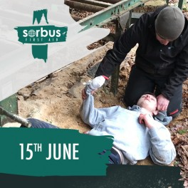 Arb Specific First Aid Course - Friday 15th June