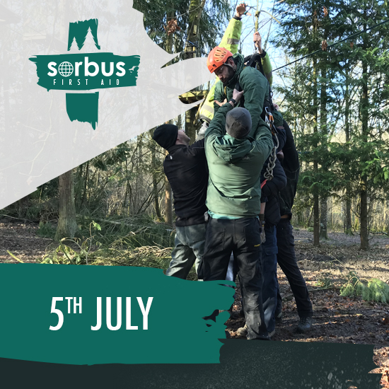 Arb Specific First Aid Course - Thursday 5th July