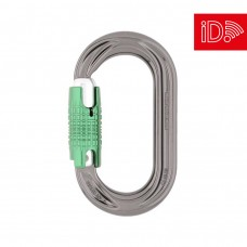 DMM Perfect O Locksafe - Titanium/Green - iD