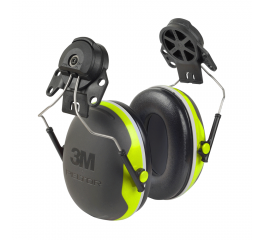 Peltor 3M X4 Ear Defender 32SNR Helmet Mount - Slim Line Version