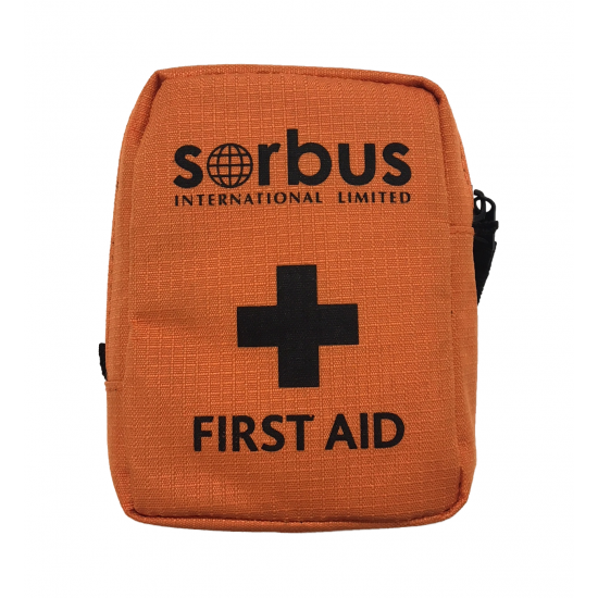 Empty First Aid Belt Pouch