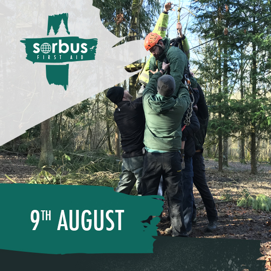 Arb Specific First Aid Course on Monday 9th August 2021