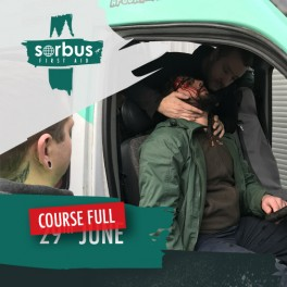 COURSE FULL - Arb Specific First Aid Course on Tuesday 29th June 2021