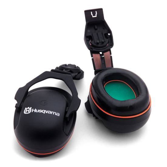Replacement Ear Muffs for Husqvarna Helmets