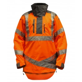 Harkie Innovation 2 Smock - Hi Vis Orange
