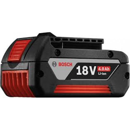 Bosch 18V LI-ION 4.0Ah Battery