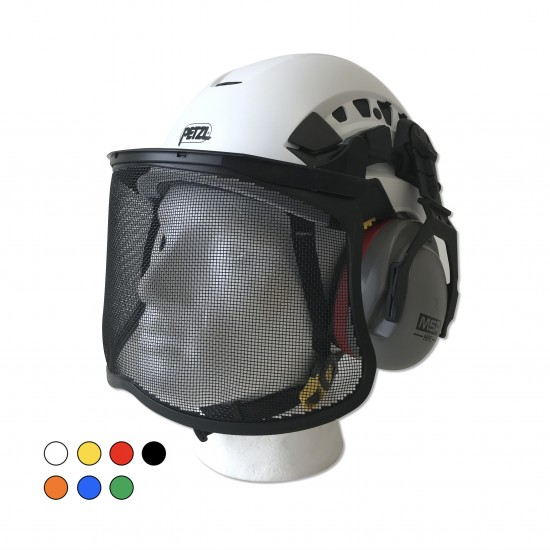 Petzl Vertex Vent Helmet Combination - Chipper Spec