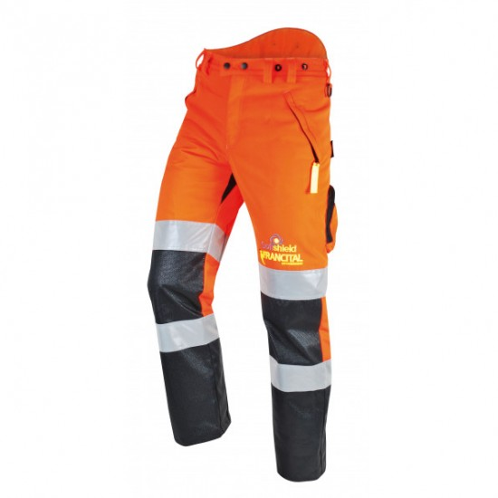 Francital Hades Type C Hi-Vis Orange