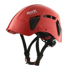 Rock Dynamo Climbing Helmet Red (Helmet Only)