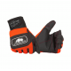 SIP PROTECTION Chainsaw Gloves - 2XD3 Orange