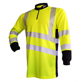 Stein X25 Vent Out Long-Sleeve Yellow