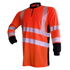 Stein X25 Vent Out Long-Sleeve Orange