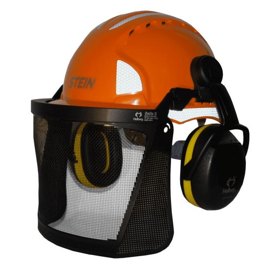 STEIN Ground Helmet Kit with Hellberg Fittings