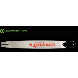 "Sugihara Pro Solid Chainsaw Bar 3/8"" .068"""