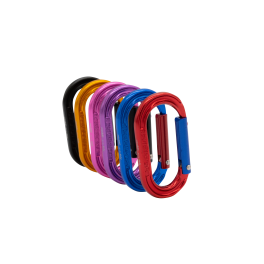 Teufelberger miniME - Pack of 4 accessory karabiners