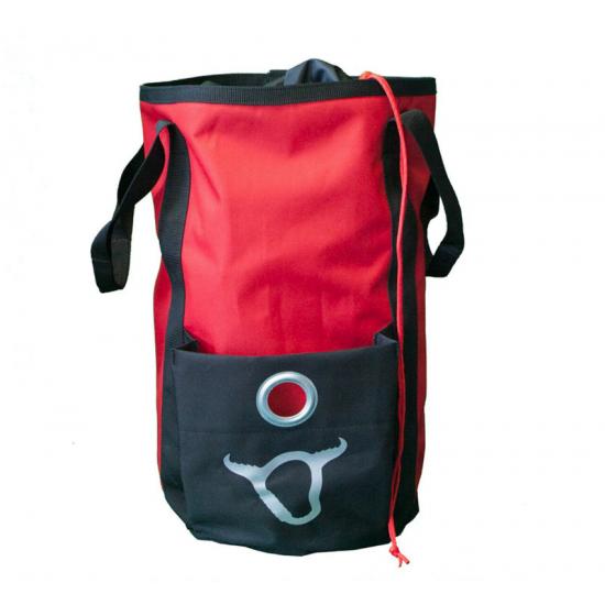 Silverbull Basic Large Rope Bag - Red