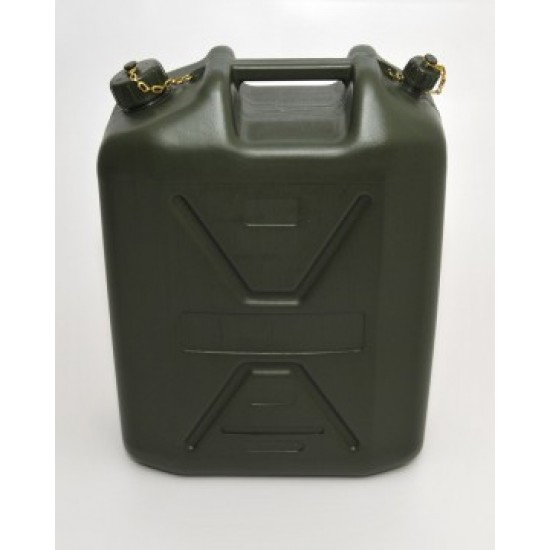 20l High Density Polyethylene Jerry Can