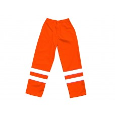 Hi Vis Orange Polycotton Trousers
