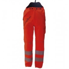 Breatheflex Orange Hi Vis Type C Class 1 Trousers