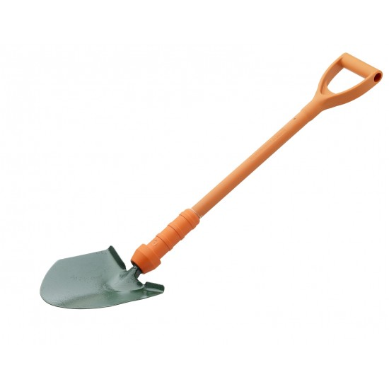 Insulated General Treaded Service Shovel