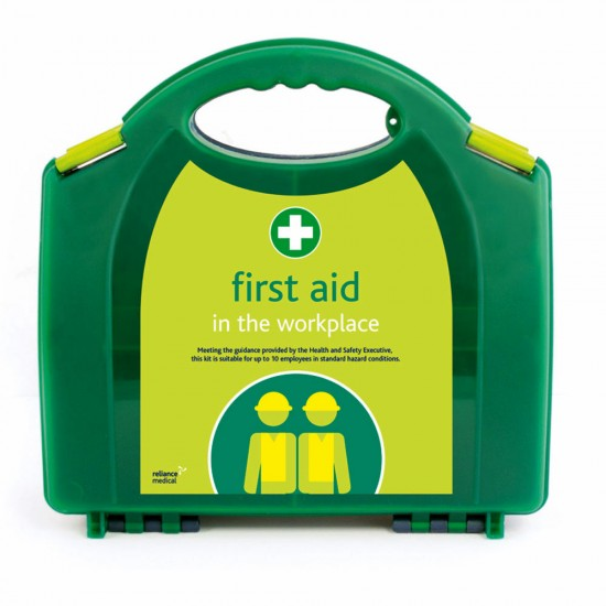 Large Squad/Office First Aid Kit - 1 to 20 persons