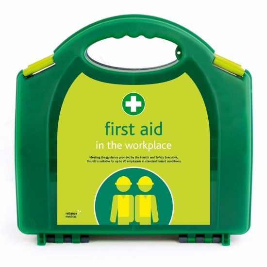 Squad/office First Aid kit - 1 to 10 persons