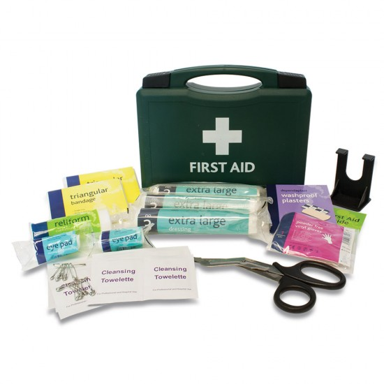 First Aid Medical Kit for travelling and PSV drivers