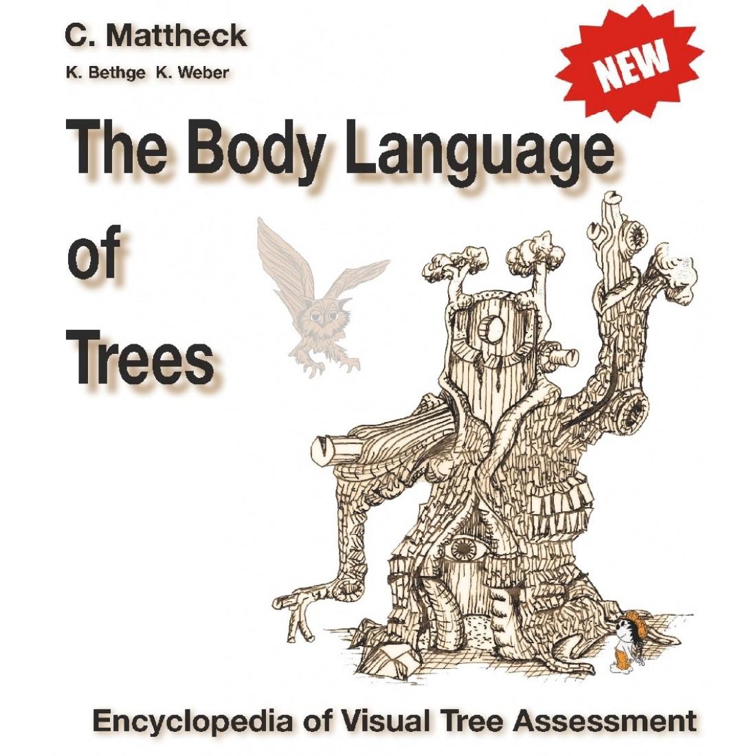 Claus Mattheck The Body Language Of Trees Sorbus