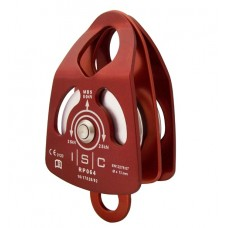 ISC Double Pulley for 13mm Rope