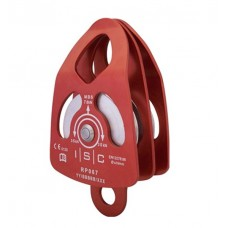 ISC Double Pulley for 16mm Rope