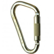 ISC Large Wizard Twistlock 70kN Steel Karabiner