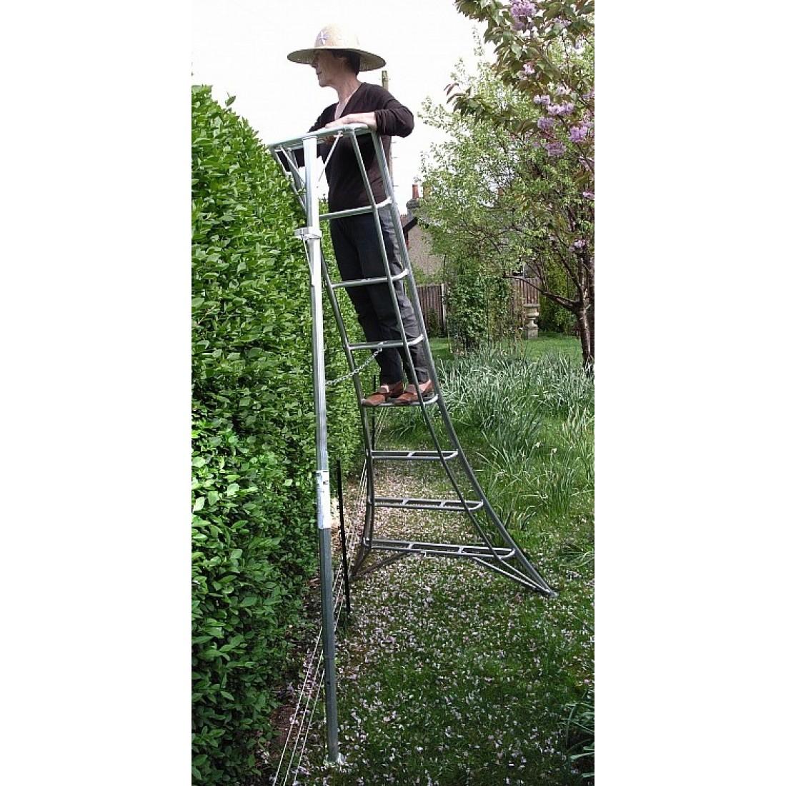 Japanese Tripod Ladder 3m 10 Sorbus International