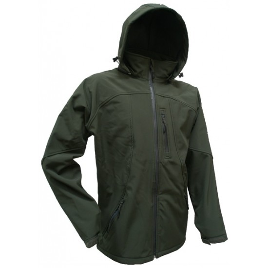 Lyngsoe Water Resistant Softshell Jacket