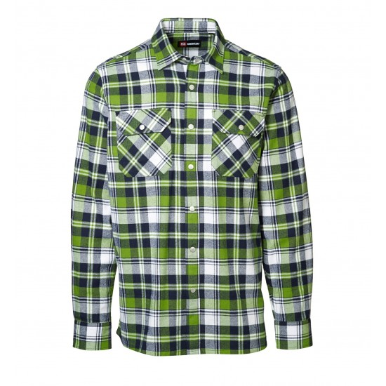 ID Green Leaf Shirt