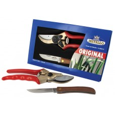 Metallo Gift Set With Folding Knife