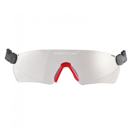 Protos Integral Safety Glasses Clear