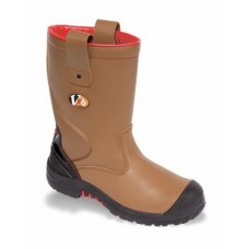 V12 Grizzly Tan Rigger Boot VR690