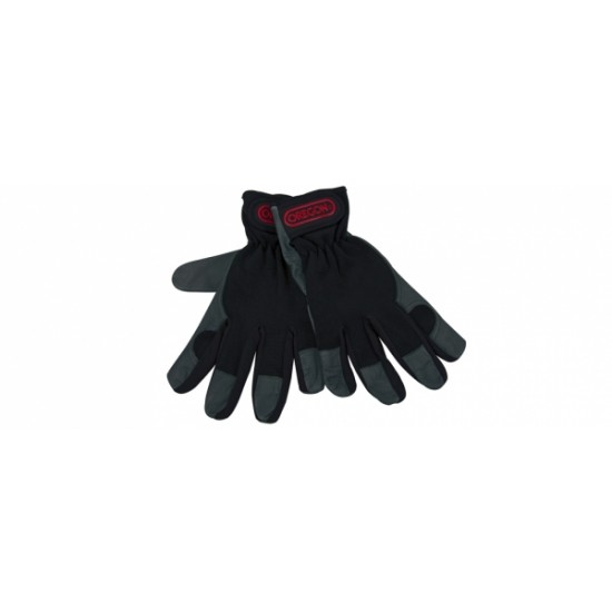 Oregon Leather & Fabric Work Gloves